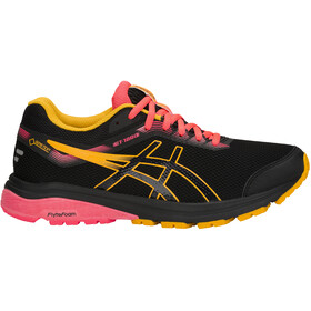 asics GT-1000 7 G-TX Shoes Women Black/Amber